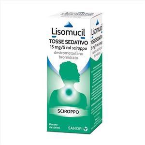 Sanofi Lisomucil tosse sedativo sciroppo 100ml