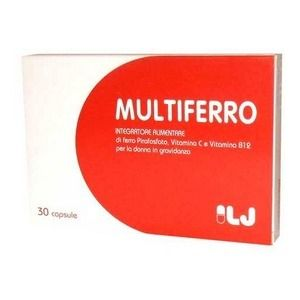 LJ Pharma Multiferro