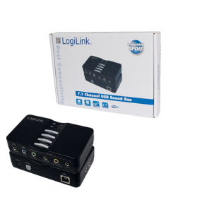 Logilink USB Sound Box Dolby 7.1