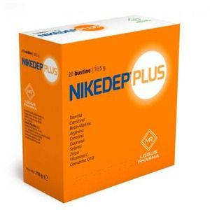 Logus Pharma Nikedep Plus
