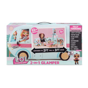 LOL Surprise Glamper 2-in-1