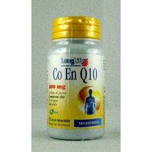 LongLife Co En Q10 200mg