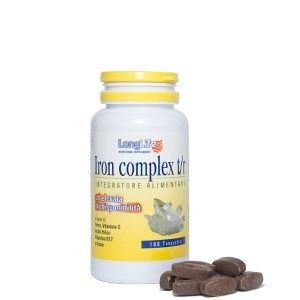 LongLife Iron Complex t/r