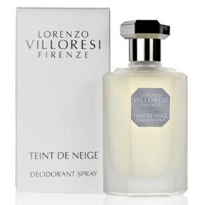 Lorenzo Villoresi Teint de Neige Deodorante spray 100ml