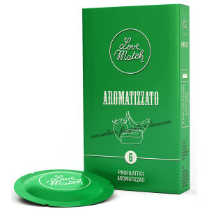 LoveMatch Aromatizzato (6 pz)