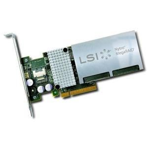 LSI Nytro MegaRAID 8110-4i - SSD -- 200GB - PCI Express 2.0
