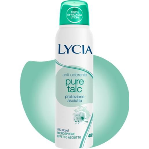 Lycia Pure Talc Spray 150ml