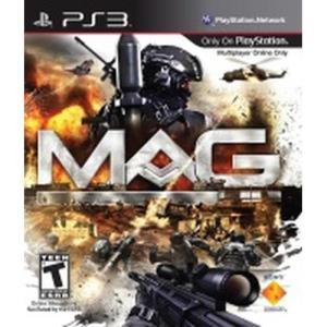 Sony MAG: Massive Action Game