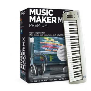 Magix Music Maker MX Control