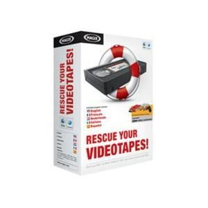 Magix Rescue Your Videotapes!