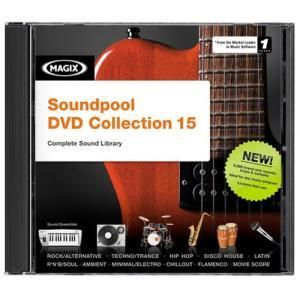 Magix Soundpool DVD Collection 15