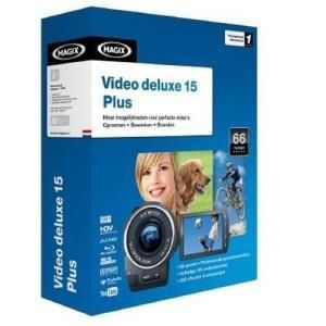 Magix Video Deluxe 15 Plus