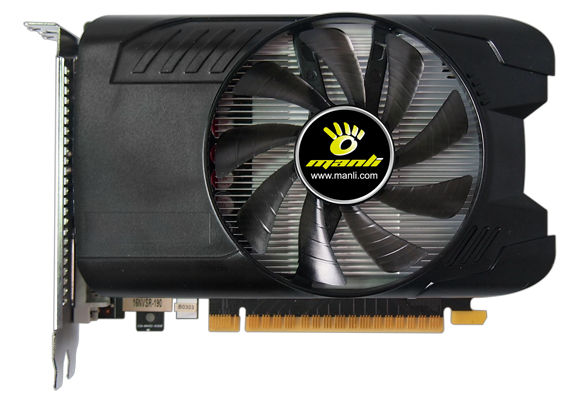 Manli GeForce GTX 1050 2GB