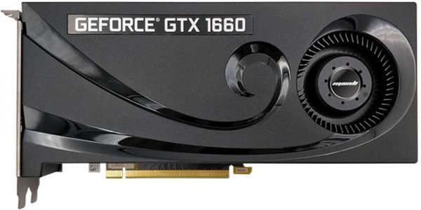 Manli GeForce GTX 1660 Ti 6GB