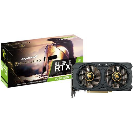 Manli GeForce RTX 2060 SUPER Gallardo 8GB