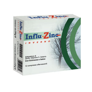 Mar-Farma Influ-Zinc 12compresse