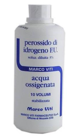 Marco Viti Acqua Ossigenata 10 Volumi 3% 200ml