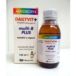 Marco Viti Massigen Dailyvit+ Multi B Plus 125ml