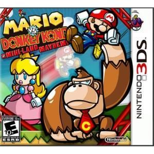 Nintendo Mario and Donkey Kong Minis on the Move + Mario vs. Donkey Kong: Minimario alla riscossa