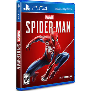 Insomniac Marvel's Spider-Man PS4