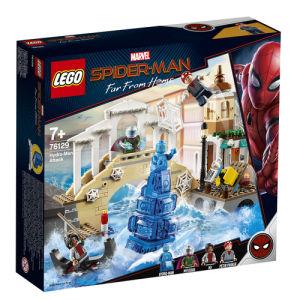 Lego Marvel Super Heroes 76129 L'attacco di Hydro-Man