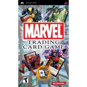 Konami Marvel Trading Card Game