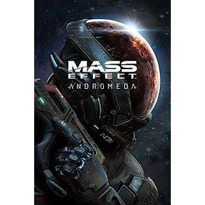 Electronic Arts Mass Effect: Andromeda