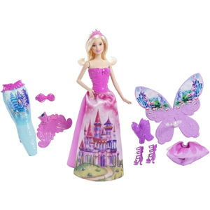 Mattel Barbie 3-in-1 Fantasie