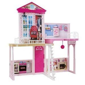 Mattel barbie casa fashion personalizzabile