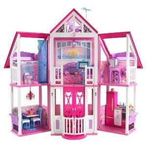 Mattel barbie casa malibu