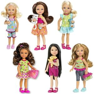 Mattel barbie chelsea