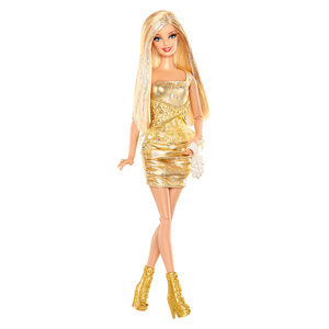 Mattel Barbie Fashionista Y7488