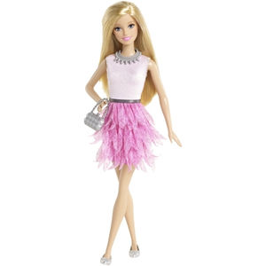 Mattel Barbie Fashionistas CFG13