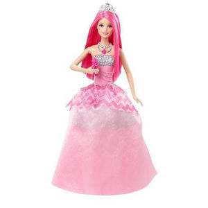 Mattel Barbie Principessa Rockstar Courtney CMR83