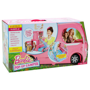 Mattel camper