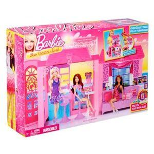 Mattel casa vacanze glam di barbie a 48,46 € | il prezzo più basso ...