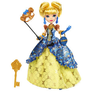 Mattel Ever After High Thronfest Blondie Lockes