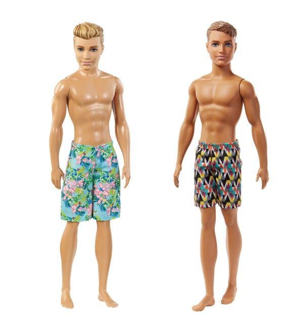 Mattel ken beach