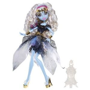 Mattel Monster High Abbey 13 Desideri