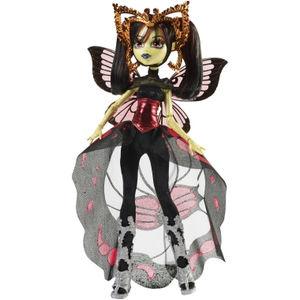 Mattel monster high boo york luna mothews