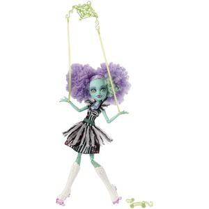 Mattel Monster High Freak Du Chic Honey