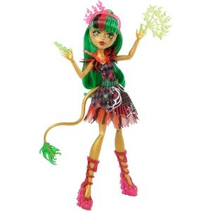 Mattel monster high freak du chic jinafire