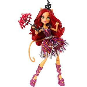 Mattel Monster High Freak Du Chic Toralei