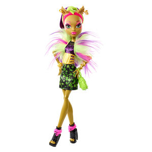 Mattel Monster High Freaky Fusion Clawveen
