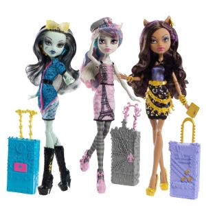 Mattel Monster High Scaris