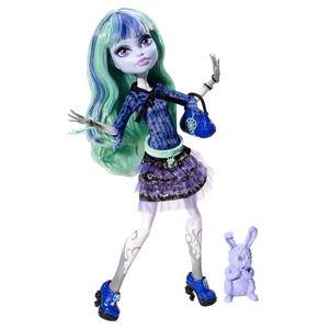 Mattel monster high twyla boogie girl desideri mostruosi
