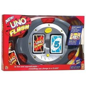 Mattel Uno Flash