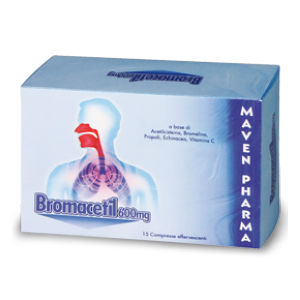 Maven Pharma Bromacetil