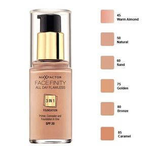 max factor facefinity 3 in 1 80