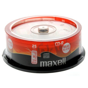 Maxell CD-R 700 MB 48x